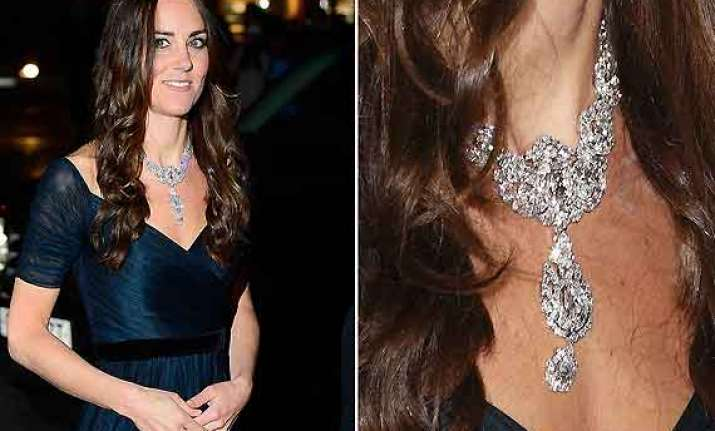 watch kate middleton dazzles in hyderabad nizam diamonds