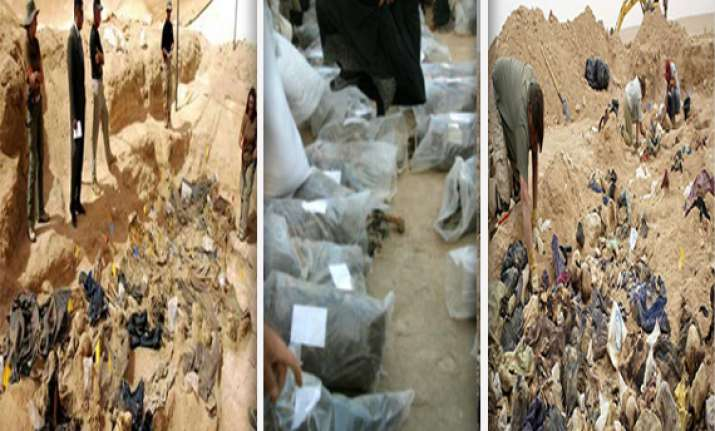 watch saddam hussein s crimes against humanity in pics