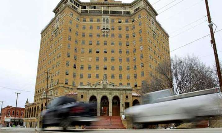 watch pics baker hotel the most haunted place in texas