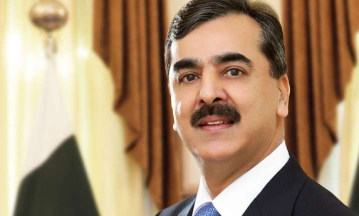 we are serious about saeed but need evidence says gilani