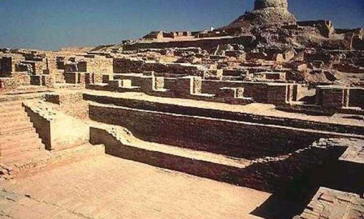 weak monsoon led to indus valley civilisation collapse study
