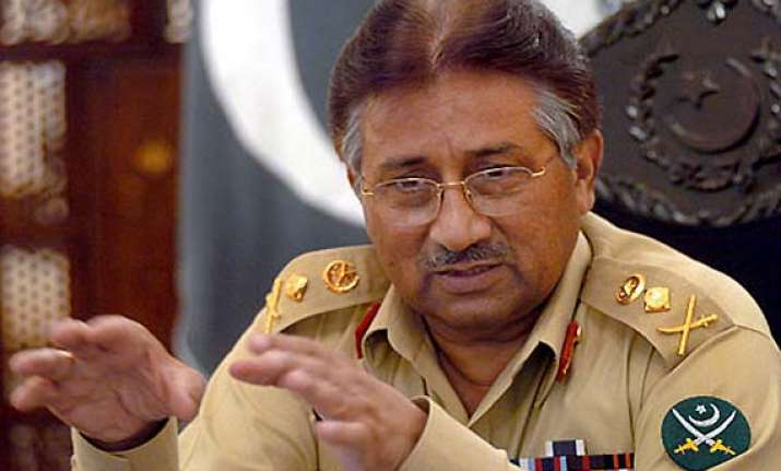 weeks before kargil conflict musharraf crossed loc spent