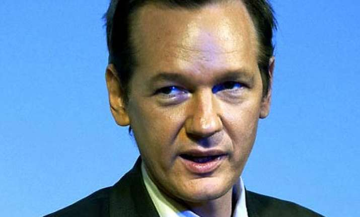 wiki sparked arab unrest says assange