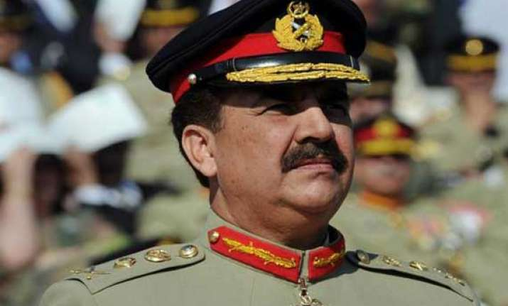 will not allow terrorists back in waziristan pakistan army