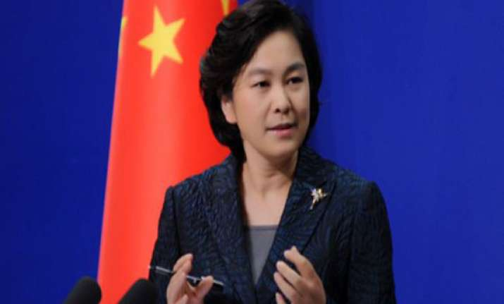 willing to work with indian govt to take ties forward china