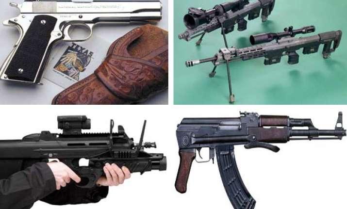 world s ten most powerful guns