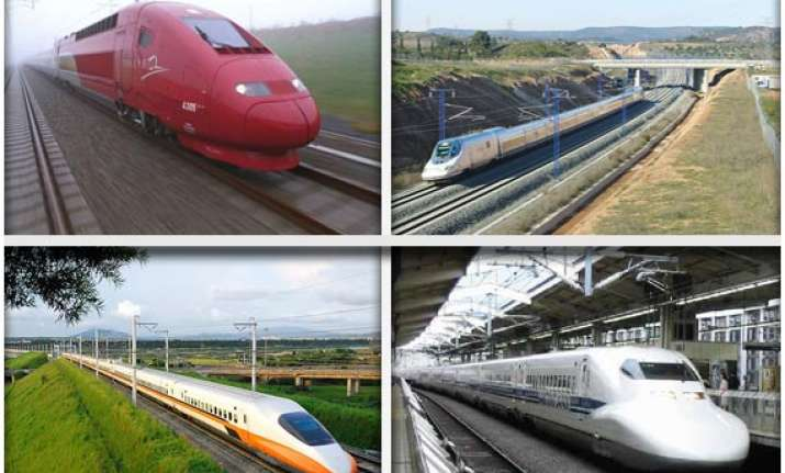 world s 10 fastest trains