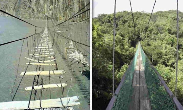 world s 10 most dangerous bridges