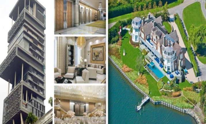 world s 10 most expensive houses