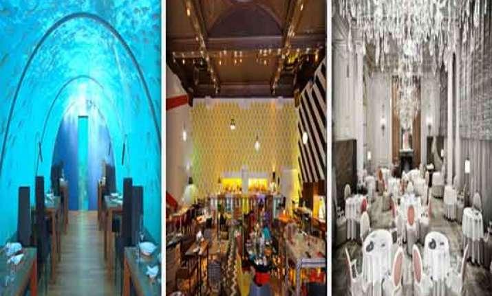 world s ten most expensive restaurants