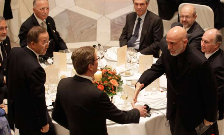 world gathers in bonn today to chart afghanistan s roadmap