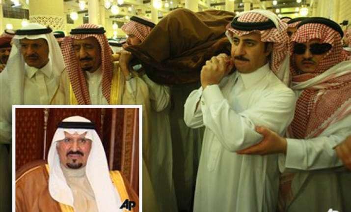 world leaders in saudi as crown prince buried