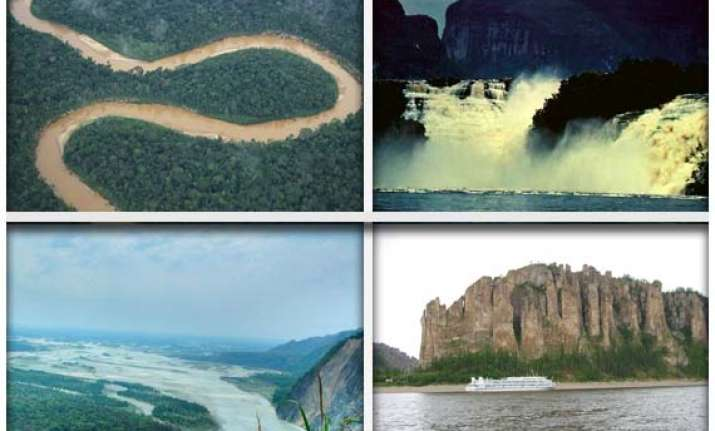 world s 10 most powerful rivers