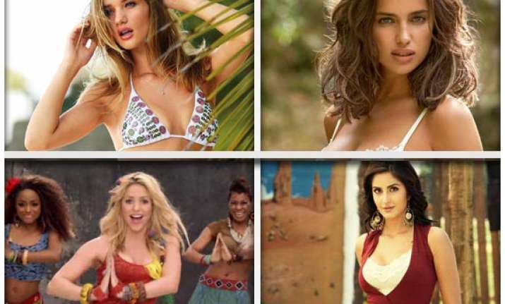 world s top 10 beautiful women in recent times