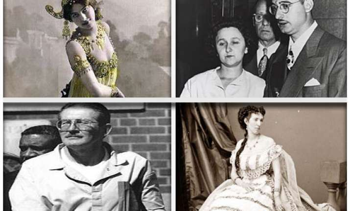 world s top 10 famous spies