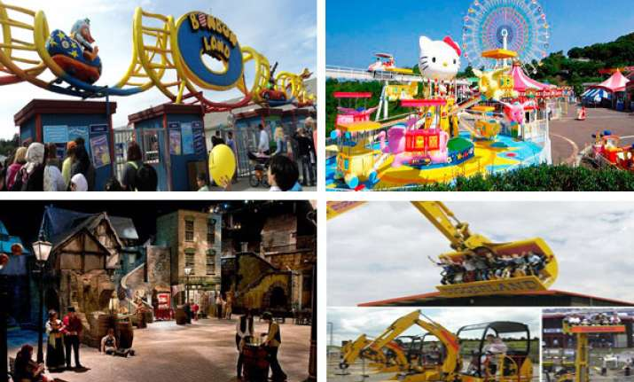 world s 8 weirdest theme parks