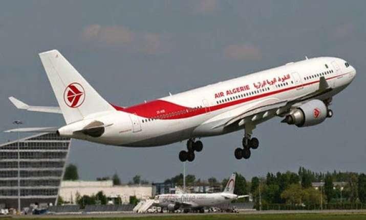 wrecks of missing algerian airliner found in mali