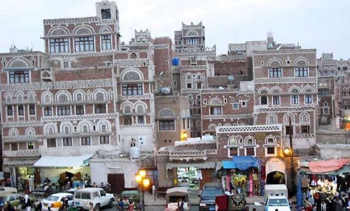 yemen city sanaa has hindu temples people here love