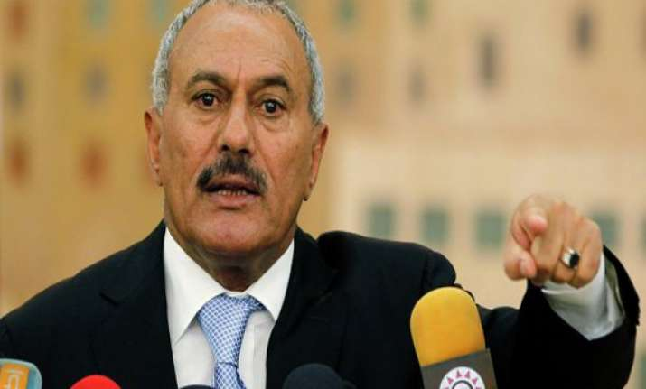 yemen s saleh urges vote boycott turns deadly