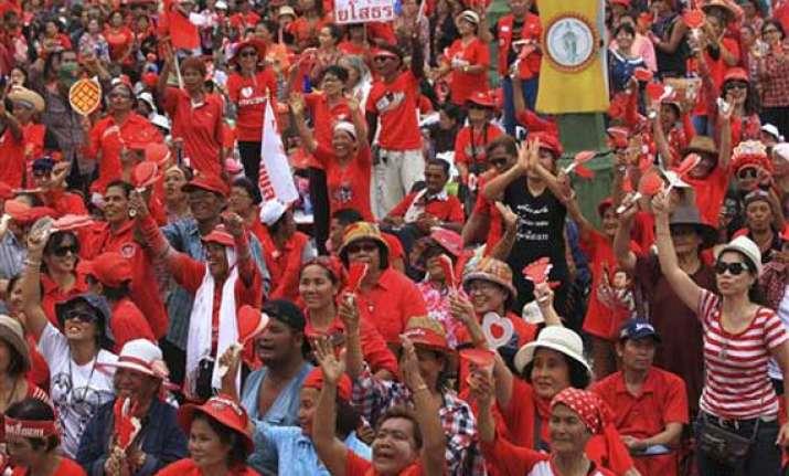 yingluck supporters warn of civil war if democracy stolen