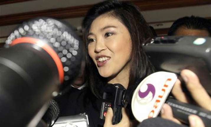yingluck confirmed as thailand s first woman pm
