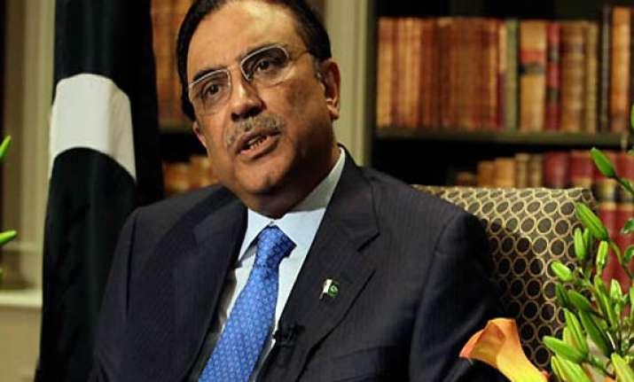 zardari not to file response in sc aide