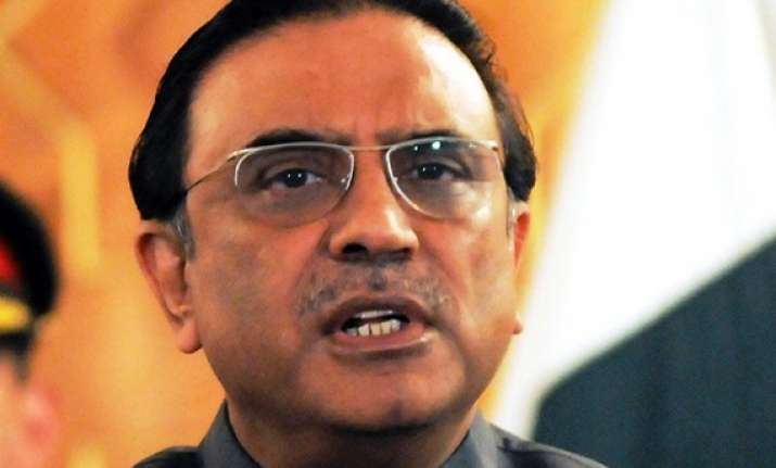 zardari says he will continue as president