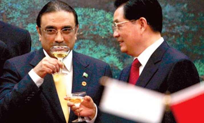 zardari vows to crackdown on jihadi militants in pak