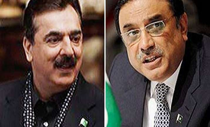 zardari s ordinance protecting gilani s decisions challenged