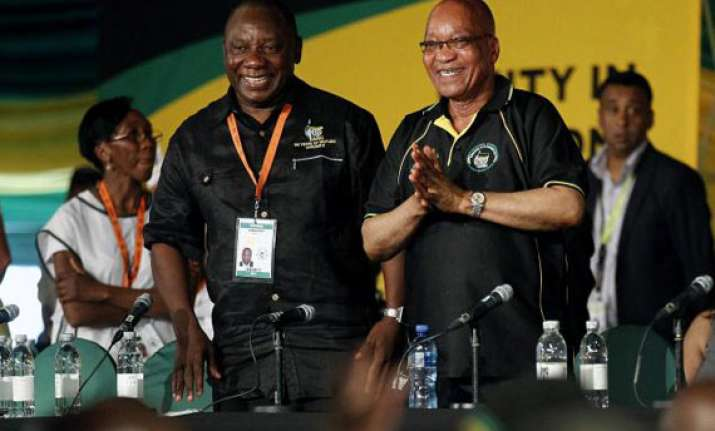 zuma re elected president of african national congress