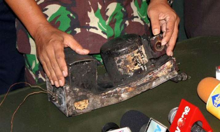 black box found of russian jet in indonesia crash
