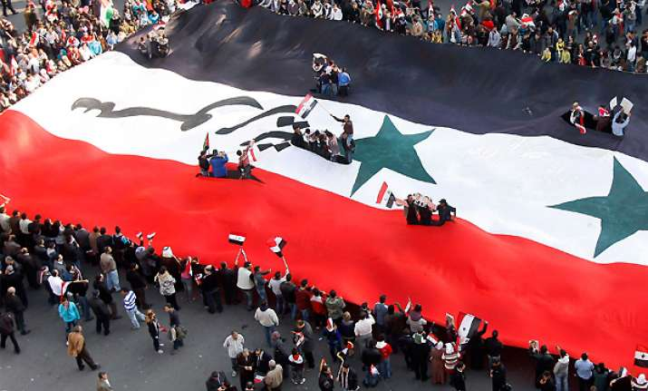23 civilians killed in syria rights group