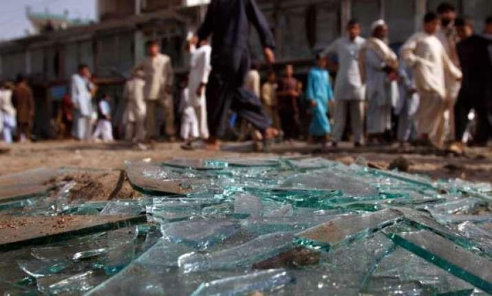 60 dead in afghan hospital bombing