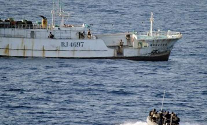 7 indians on board italian ship hijacked by pirates off oman