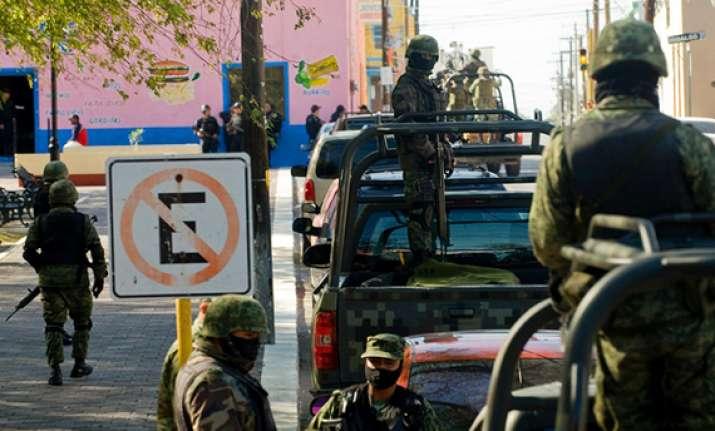 31 inmates killed in mexico prison fight