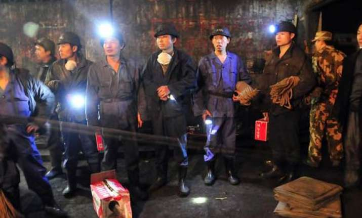29 killed in china coal mine gas explosion