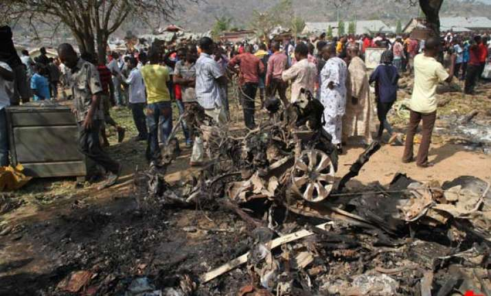 52 killed in clashes between rival ethnic groups in nigeria