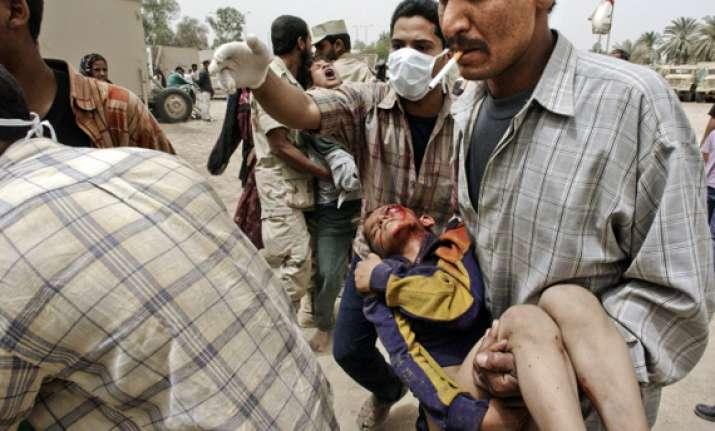 162 000 killed in iraq war ngo