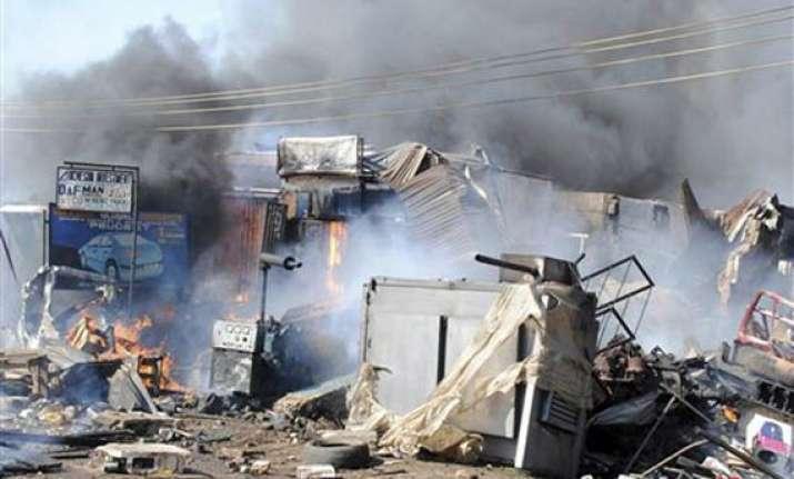 8 killed in nigeria blast