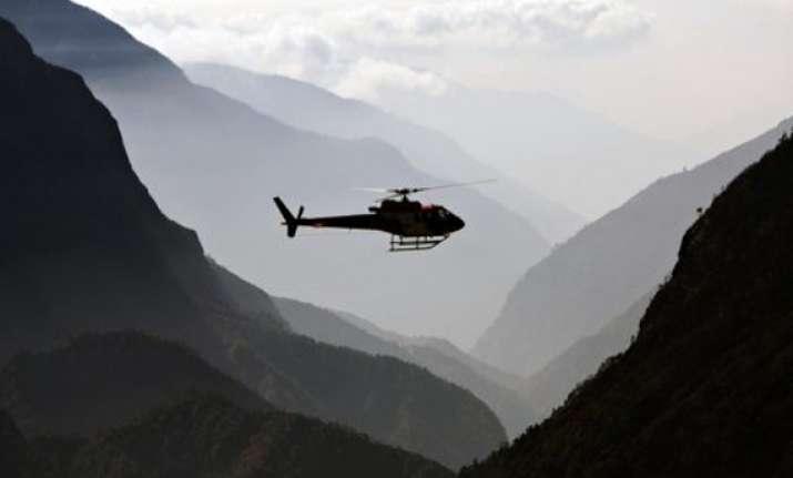 6 killed in plane crash in remote nepal