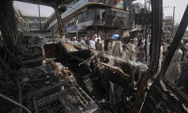 19 killed in roadside bomb blasts in afghanistan