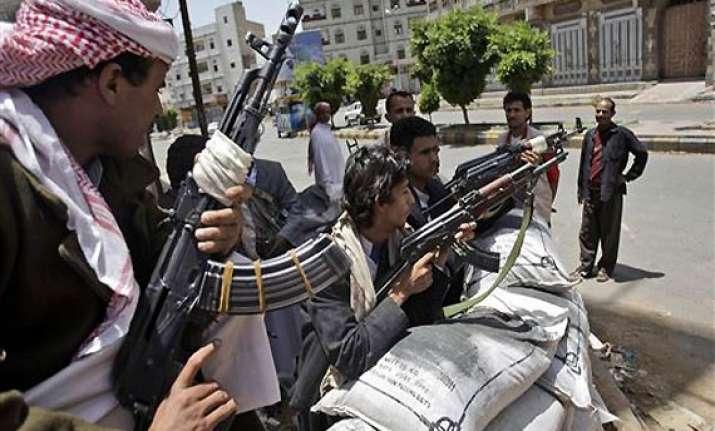 19 killed in shelling clashes in yemen