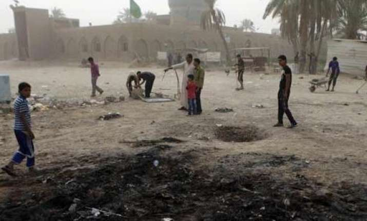 10 killed in slew of attacks targeting iraq police