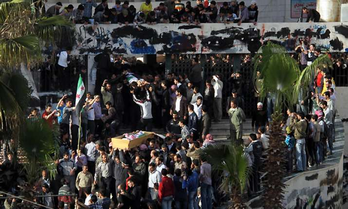38 killed in syria violence