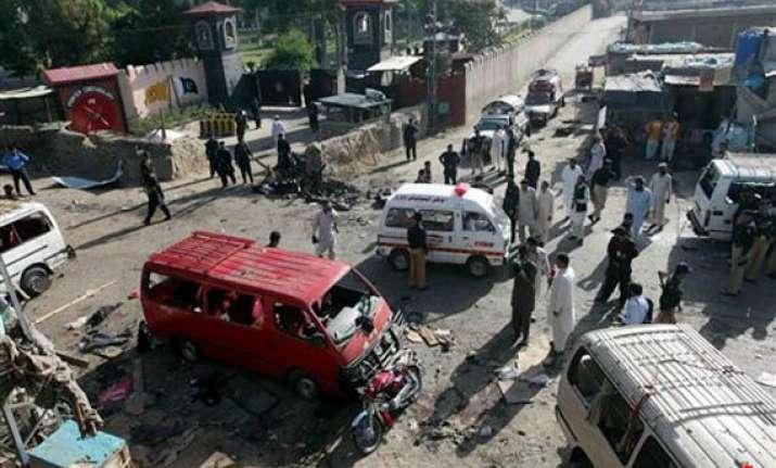 80 killed in taliban twin attacks in pak