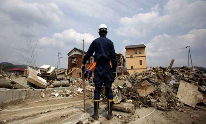 6.4 magnitude quake jolts japan