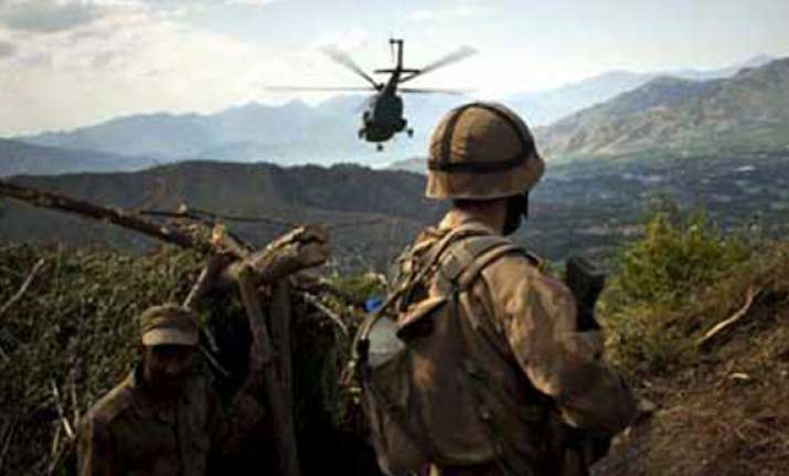 20 militants killed in encounter with pak soldiers