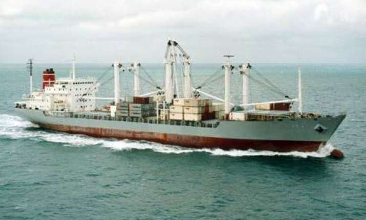 10 months ordeal ends pak navy brings in mv suez crew to