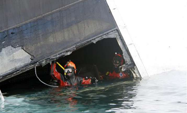2 more cruise bodies found oil pumping to begin