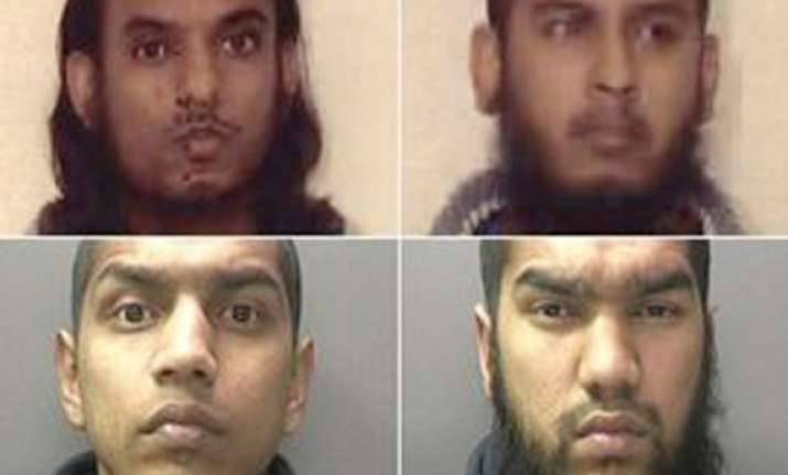 9 pakistanis bangladeshis jailed for london terror plot